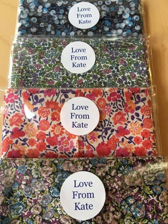 Love From Kate Handkerchiefs